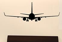 Přistávající letadlo - SLEVA 30%