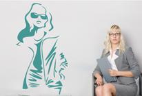 Samolepka na zeď - Fashion