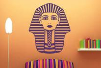 Samolepky na zeď - Tutanchamon