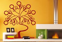 Samolepky na zeď - Strom života
