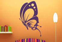 Samolepky na zeď - Motýl 06