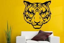 Samolepky na zeď - Tygr 02